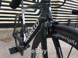 £11500 Pinarello F10 Dura Ace Di2 Lightweight Wheels nearly half Price! WoW