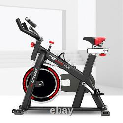 150KG Exercise Bike Indoor Cycling Spin Bike Bicycle Home Fitness Workout Cardio