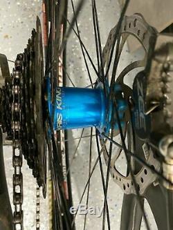 2013 Highest Spec £5000+ Yeti SB66C MTB Bicycle Chris King Cane Creek X-Fusion