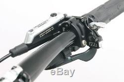 2015 17 Fuji Nevada Comp 1.1 26 Hardtail Aluminum MTB Bike Shimano XT 10 s New