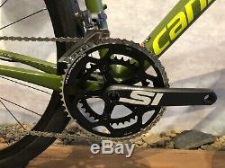 2018 Cannondale Slate Rigid 105 Urban Gravel Adventure Bike Green Medium