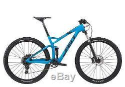 2018 Felt Edict 5 Carbon Full Suspension MTB Bike Sram NX 11-Speed 18