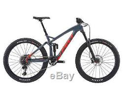 2019 Felt Decree 1 Carbon Full Suspension Mountain Bike Sram Eagle 12-Speed 16