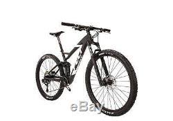2019 Felt Edict 5 Carbon Full Suspension MTB Bike Sram Eagle NX 12-Speed 18