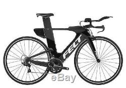 2019 Felt IA16 Carbon Triathlon Bike // TT Time Trial Shimano 105 11-Speed 54cm