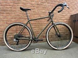 2020 Kona Sutra LTD 56cm Earth Green Gravel Bike