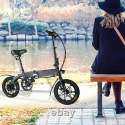250W BRAND NEW Folding Electric Bike E-Bike Black