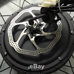26 1000W 48V Vorderrad E Bike Conversion Kit Ebike Elektrofahrrad Umbausatz Kit
