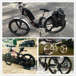 26'' 36V 300W Rear Wheel Electric Bicycle Motor E-Bike Cycling Conversion Kit