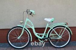 26 City Bike Ladies CRYSTAL Dutch Style Vintage Cycle 1 Speed Bike Real Foto