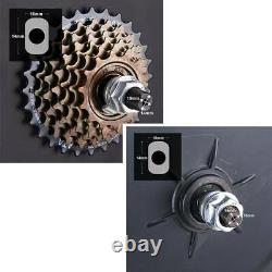 26 Electric Bicycle Conversion Kit 500W E Bike Rear Wheel Motor Hub