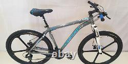 26 Mountainbike Fahrrad Gt Mtb 3d Alu Craft Modell, 21 Shimano, Neco, Dacron