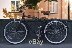 26' Vélo de ville Vintage Model Oldtimer Bike SUMMER 2020 Éclairage Neuf Bicycle