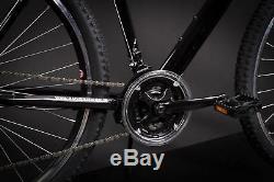 27,5 Zoll MTB Crosser MIFA Shimano 21 Gang Mountain Bike Scheibenbremsen Dekor