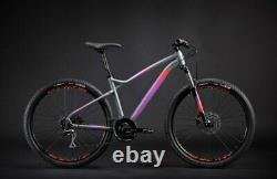 27,5 Zoll MTB Damen Fahrrad Mountain Bike