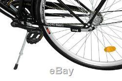 28 City Bike Ladies Town Hybrid Dutch Vintage Women Cycle With Basket MILORD