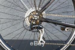 28 Zoll Alu BIRIA Damen Fahrrad Trekking Bike Shimano 21 Gang Nabendynamo