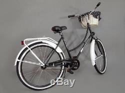 28 Zoll Damenfahrrad Fahrrad Citybike Cityrad Damenrad Hollandfahrrad Neu
