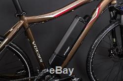28 Zoll E Bike Crosser VOTANI Pedelec Elektro Fahrad Scheibenbremsen Shimano