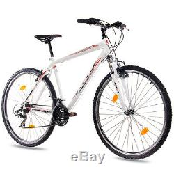 28 Zoll Fahrrad Mountainbike Bike KCP MTB ONE mit 21G weiss