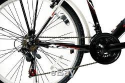 28 Zoll Trekkingrad Fahrrad City Bike Herrenrad KCP WILD CAT 18G SHIMANO sw