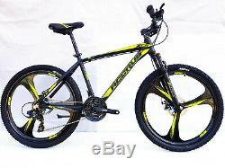 29 Gt Alu Mtb Fahrrad Mountainbike, 21 Shimano, Disc Brake Hydraulic, Zoom Uvm