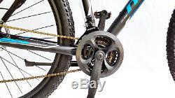29 Mountainbike Fahrrad Gt Alu Mtb, 21 Shimano, Disc Brake Sparkle, Neco Vorbau