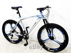29 Mountainbike Fahrrad Gt Mtb 3d Alu Blade Modell, 21 Shimano, Zoom, Prowheel