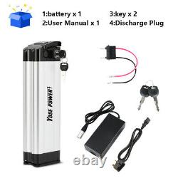 36V10Ah Silver Fish Battery Electric Bike Battery E-bike Battery