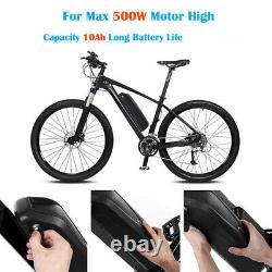 36V 10Ah 500W HaiLong E-Bike Akku Lithuim Ionen E-Fahrrad Pedelec Fahrradakku