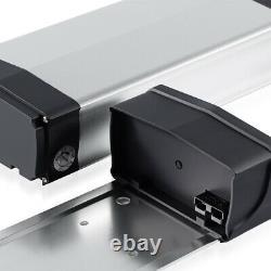48V20Ah E-bike Li-ion Rear Battery with Carrier 5V1A USB fit for 1500W motor