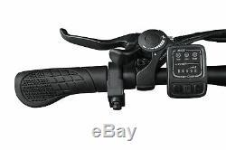 48V500W Electric Bike 21 Speed Foldable E-Bike 26 10AH With Three Riding Mode