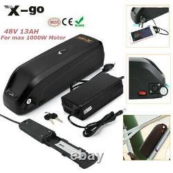 48V 13AH 1000W 750W Ebike electric Bicycle lithuim Battery Mid Motor Bafang Bike