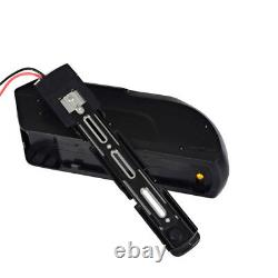 48V 13Ah 1000W TIGER SHARK Electric E-Bike Bicycle Lithium Battery Pack Black