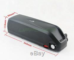 48V 13Ah 750W-1000W Li-oin Battery Pack Electric Bicycle Bike Hailong E-bike