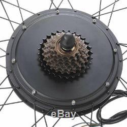 500W 26 Rear Wheel Electric Bicycle Motor Kit E-Bike Conversion Cycling Hub 36V