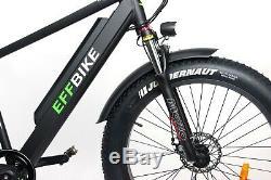 6126 Ebike Electric Bike 36V 13AH Lithium Battery 350W Snow Bike Fat Tyre