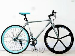 700c 28 Fixed Gear Single Speed Bike Fahrrad Fixie Limited Edition 4 Farben