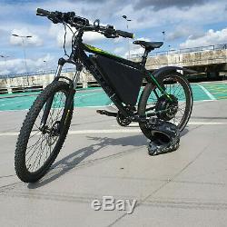 72v 6500W 26 Wheel Stealth Bomber Electric Mountain Bike Ebike Beach Cruiser
