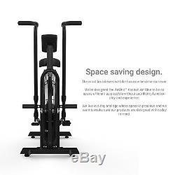 AirUno Air Assault Exercise Bike Cardio Machine Fitness Cycle HeavyDuty MMA Bike