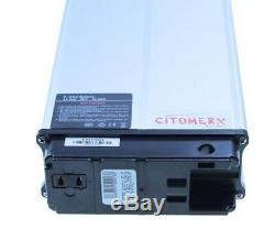 Akku 36V 10 AH Lith. Ionen 2 Pole XH370-10J für E-Bike, Pedelec Aldi Batterie NEU
