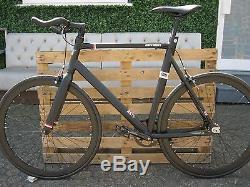 Aviation Grade aluminium single speed fixed gear-bike- RRP-649.99 56cm