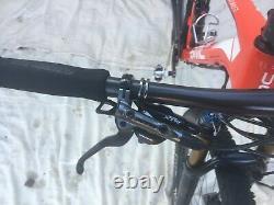 BMC Four stroke 01 Team Carbon 29er XTR Fox Kashima £9k Build