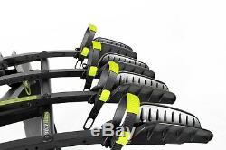 BUZZ Rack Express 4 Bike Premium Platform TILTING Hitch 2 Receivers Car SUV's