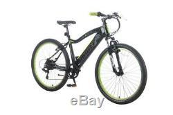Basis Hunter Electric Mountain Bike e-MTB Integrated Lithium Bicycle e-Bike