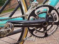 Bianchi road bike via nirone 7 coast to coast great condition