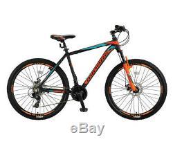 Bicicletta Mtb 29 Gt Alluminio, 21 Cambio Shimano, Freni Disco, Neco Parti