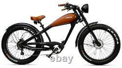 Bicicletta elettrica Italmoto Tiquattro EB 26 e-moto e-bike senza targa / bollo