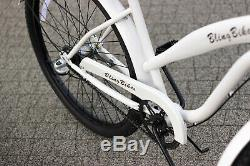 Bicycle 26' Beach Cruiser Model SHIMANO NEXUS 3 speed summer 2020 vintage lights