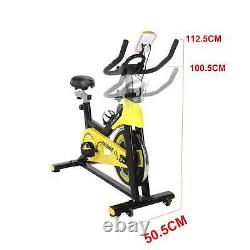 Bike Indoor Exercise Bike Gym Training Cycle Home Fitness Workout Adjustable
